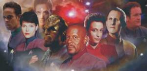 A3 DS9 Crew