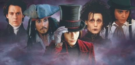 A3 Johnny Depp Montage