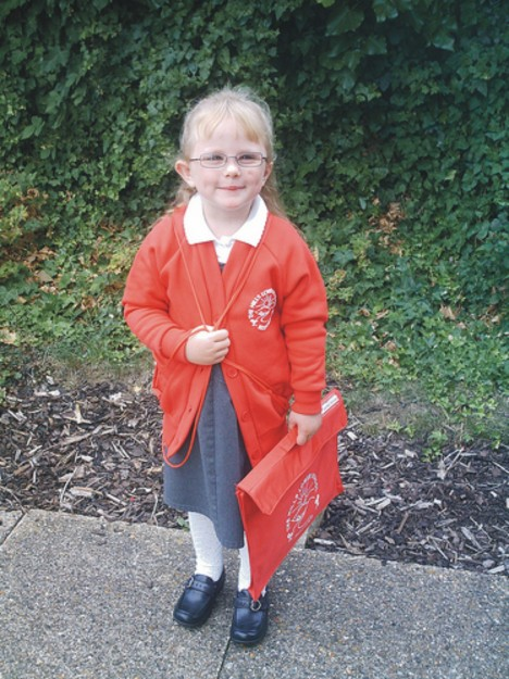DHARMA 1ST DAY AT SCHOOL
