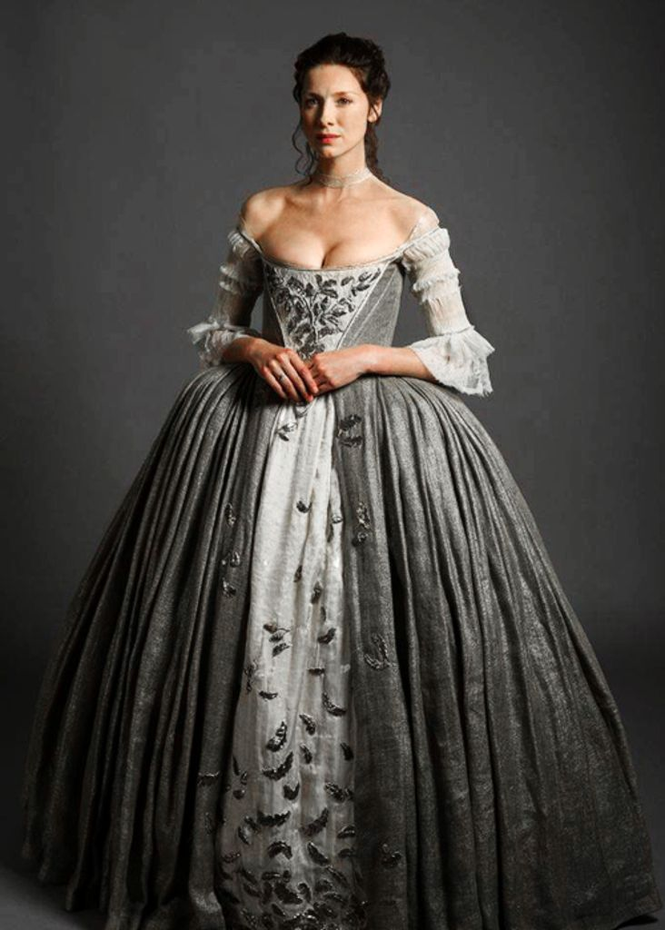 Claire wedding dress