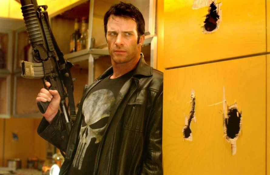 Punisher Thomas Jane