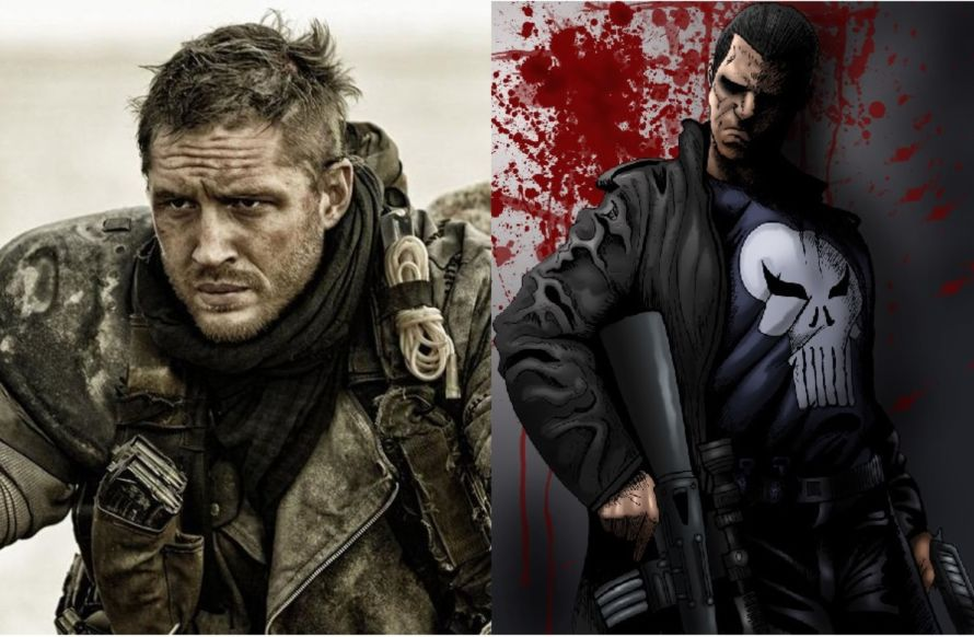 Punisher Tom Hardy
