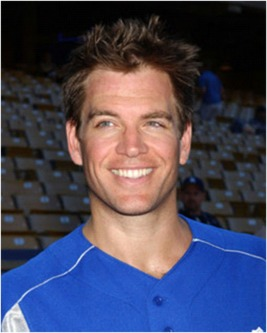 michael weatherly smile