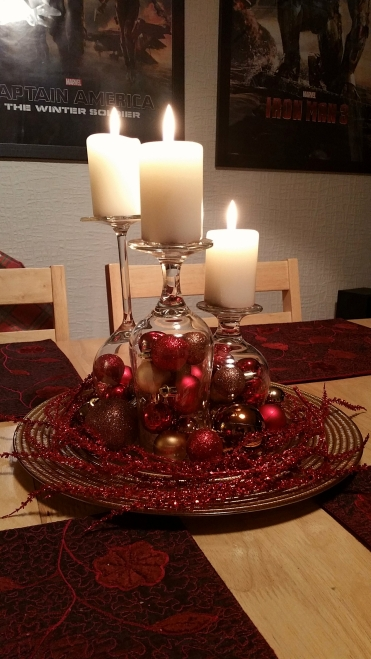 Xmas Table Centre