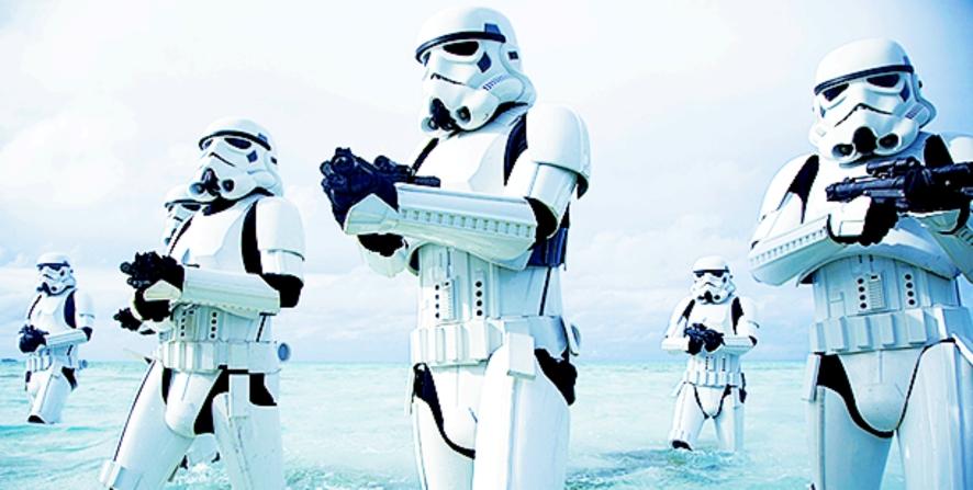 Stormtroopers Sea 1