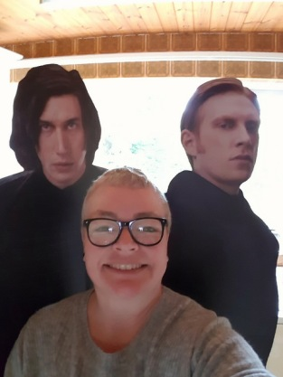 Hux and Kylo