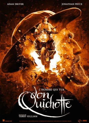 Don Quixoted poster